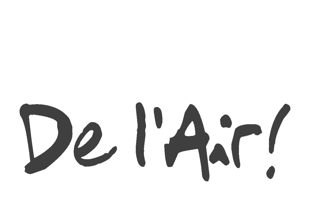 Logo De l'Air!