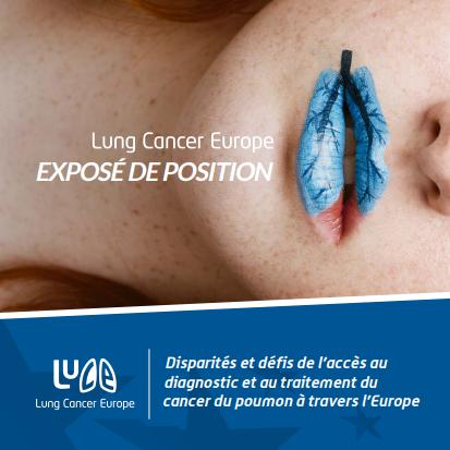 Disparités et défis de l'accès au diagnostic et au traitement du cancer du poumon en Europe, LuCE