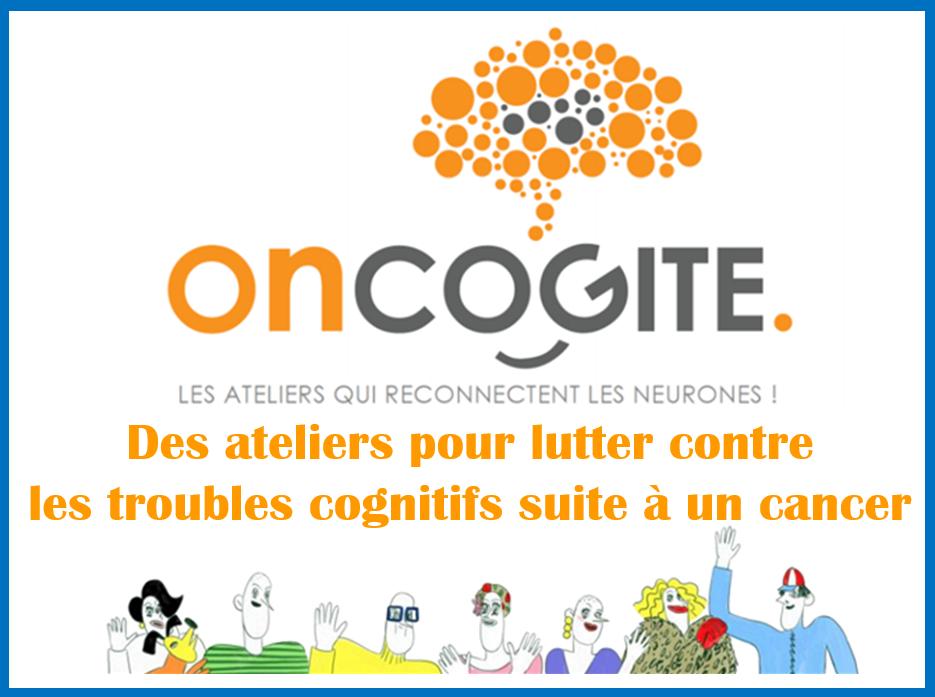 Développement des ateliers de remédiation cognitive onCogite