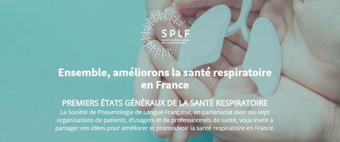 LANCEMENT DES PREMIERS ÉTATS GÉNÉRAUX DE LA SANTÉ RESPIRATOIRE